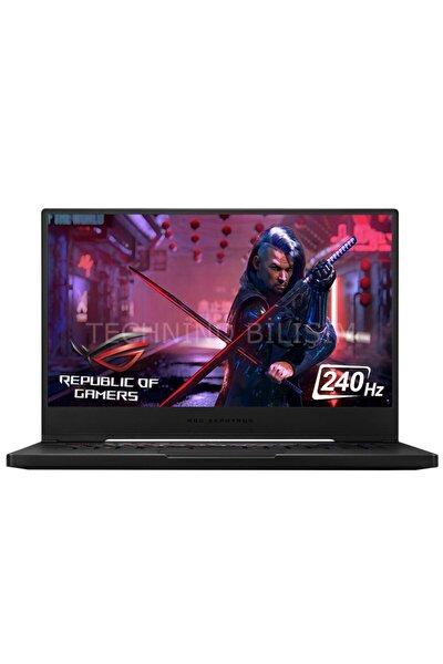 Rog Zephyrus M15-gu502lw-bı7n6 -15.6'' 240hz Oyuncu Laptop Intel Core I7-10750h 16gb Ram -nvıdı