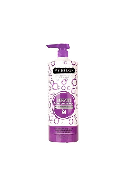Keratin Şampuan (MOR) 1000 ml