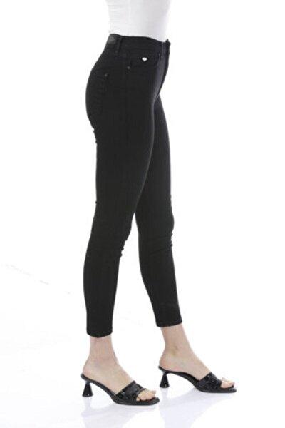 Kadın Siyah Jeans Lf2026601