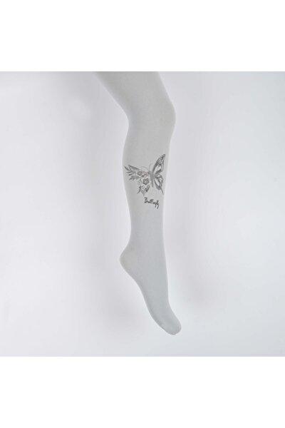 Efnan Baskılı Termal Kız Çocuk Külotlu Çorap