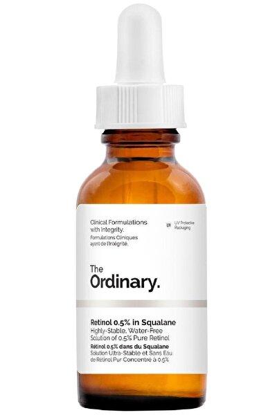 Retinol In Squalane 0,5% 30ml