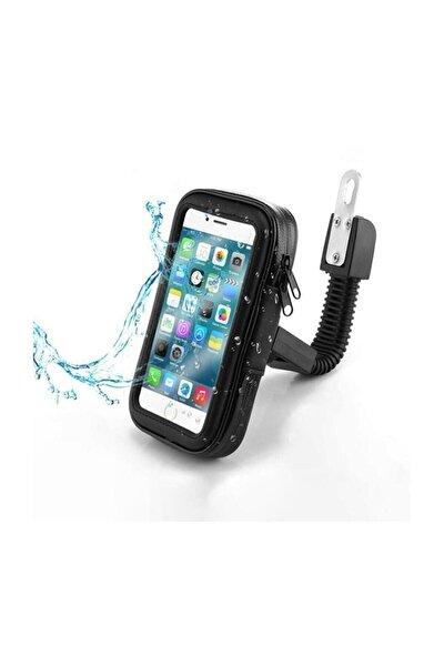 Motosiklet Bisiklet Telefon Tutucu Suya Dayanıklı - XLarge