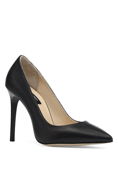 Panke 1pr Siyah Kadın Gova Ayakkabı