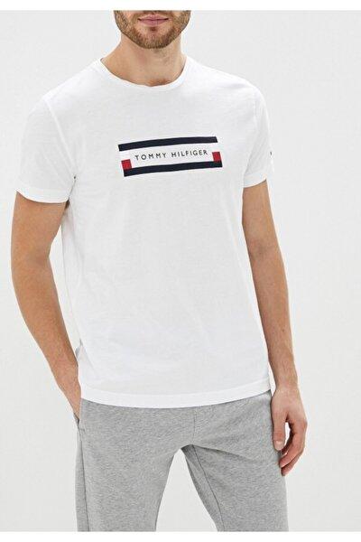 Hilfiger Box Logo Erkek Tshirt