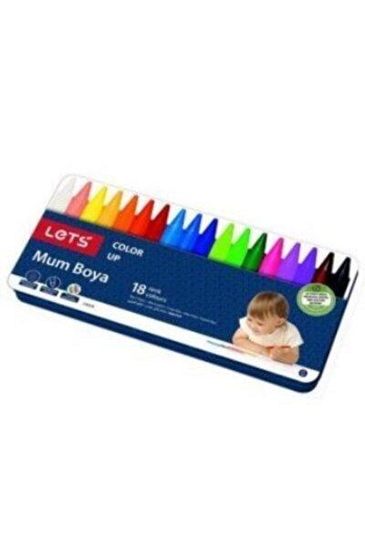 18 Renk 11mm Mum Boya L-6318