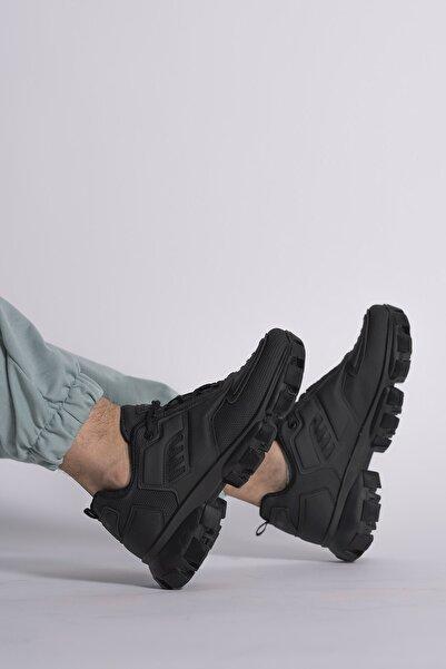 Siyah Siyah Unisex Sneaker 00124115