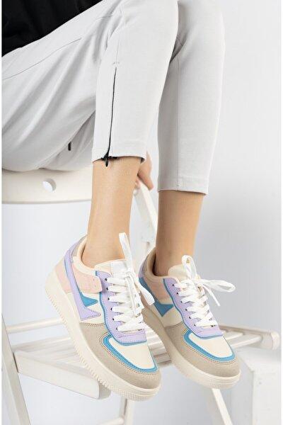 Kadın Taş Mavi Spor Ayakkabı