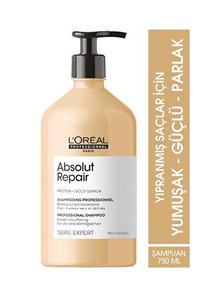 Serie Expert Absolut Repair Yıpranmış Saçlar Için Onarıcı Şampuan 750 Ml