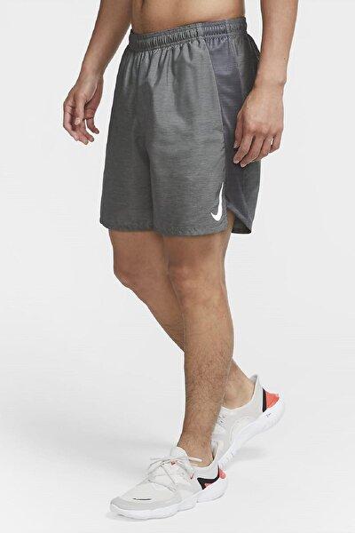 Challenger Running Short Slip Astarlı Gri Erkek Koşu Şortu