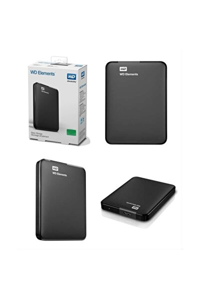 Wd3200lplx 320 Gb 2.5' Usb 3.0 Taşınabilir Hard Disk
