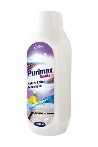 Purimax Borakslı Halı ve Koltuk Temizleyici 1 lt