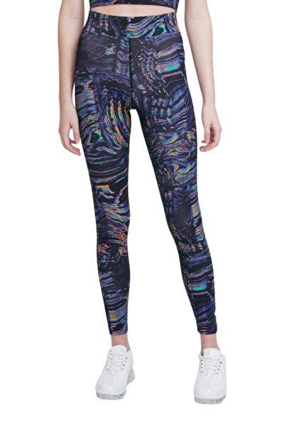 Sportswear High-waisted Dance Dj4130-010 Kadın Tayt