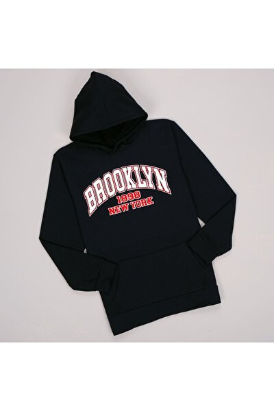 Kapşonlu Brooklyn Sweat