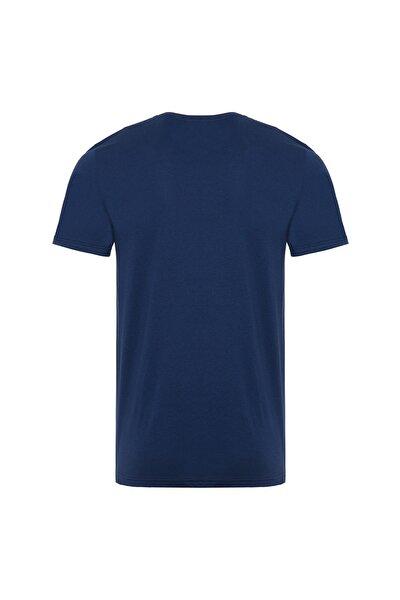Mpt1116-avı Lacivert Erkek Tshirt