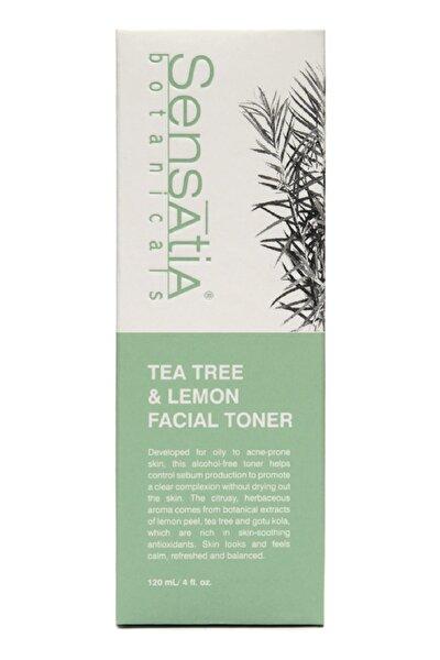 Çay Ağacı Ve Limon Sivilce Karşıtı Yüz Toniği 120ml