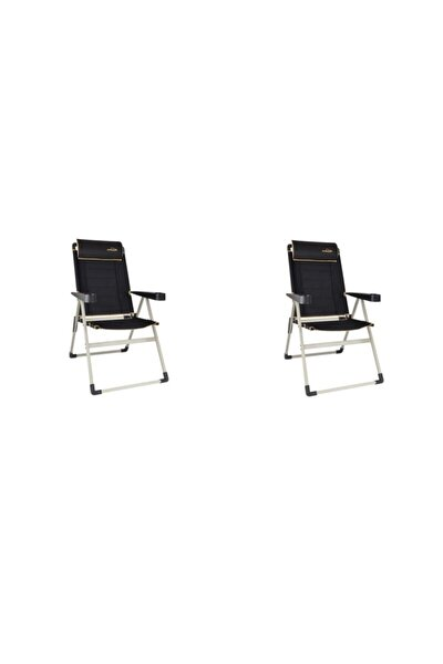 Campout Katlanır Lüx Sandalye 2 Adet