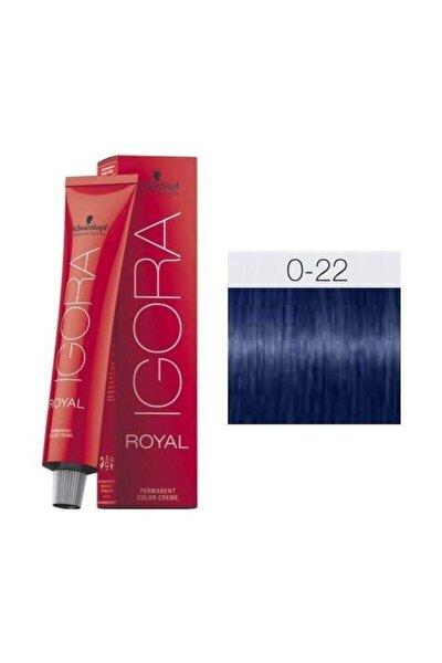 Royal Mix Saç Boyası 0-22 Turuncu Azaltıcı 60 ml