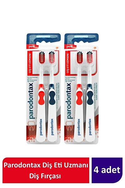 Diş Eti Uzmanı Diş Fırçası 4'lü Paket