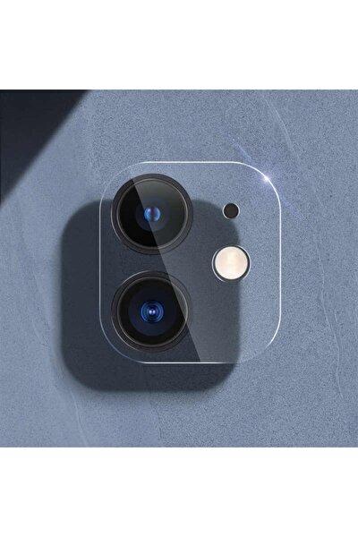 Iphone 11 Uyumlu Kamera Lens Koruyucu