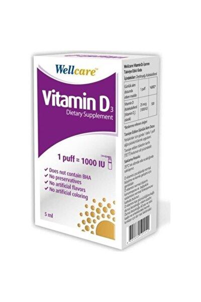 Vitamin D3 1000 Iu 5 ml Sprey