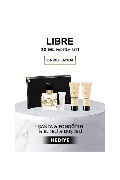 Libre Edp Kadın Parfüm Seti 30 ml 8690595156699