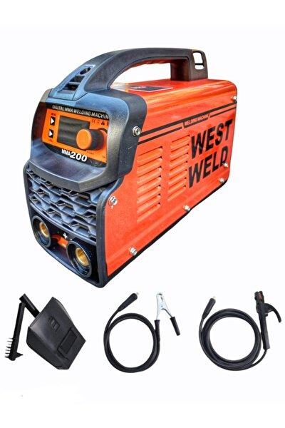 Westweld Mma200 Amp Pro Dijital Göstergeli Invertır Kaynak Makinesi