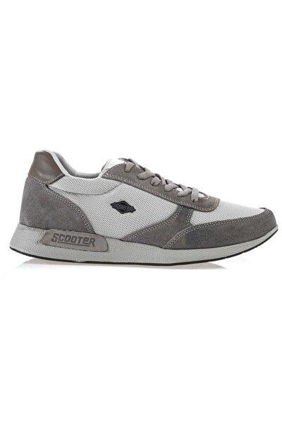 Gri Erkek Spor Ayakkabı M1002TG 44