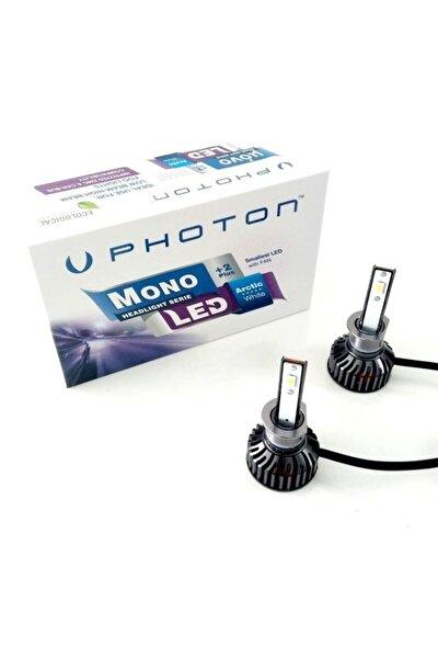 Mono H1 12v Led Headlight Led Xenon 2 Plus Yeni Seri