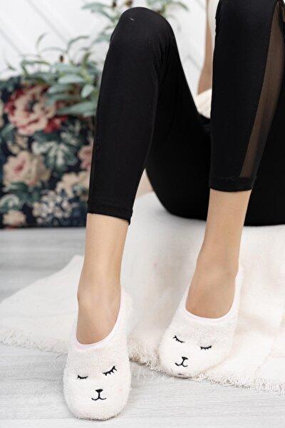 Gz-3229 Kadın Patik Çorap Panduf Ev Ayakkabısı