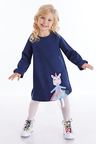 Lilycorn Kız Elbise