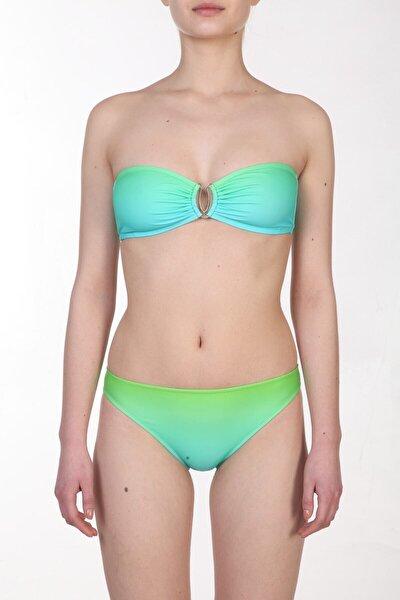 Kadın Desenli/Renkli Bikini Takımı ZB.1040-19