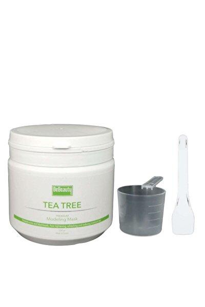 Korea Modeling Pack Peel Off Tea Tree Toz Maske 250 g