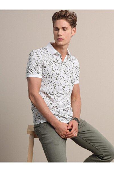 Erkek Haki Örme T - Shirt KP10120628