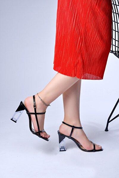 Topuklu Kadın Sandalet