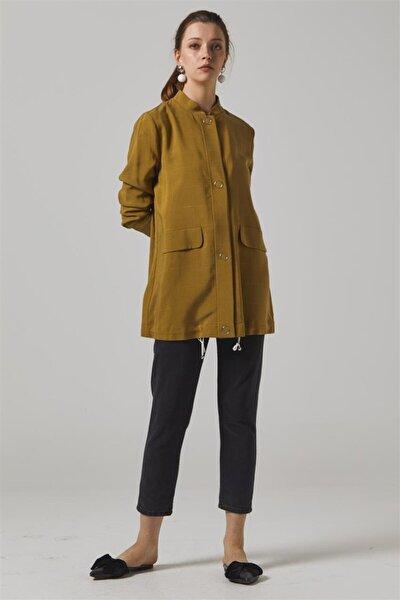 Ceket-yeşil Ka-b20-13048-25