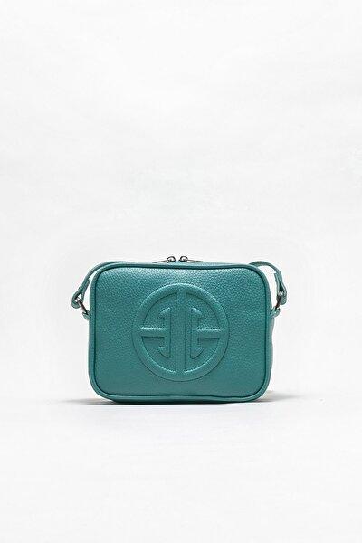 Yeşil Kadın Çapraz Çanta