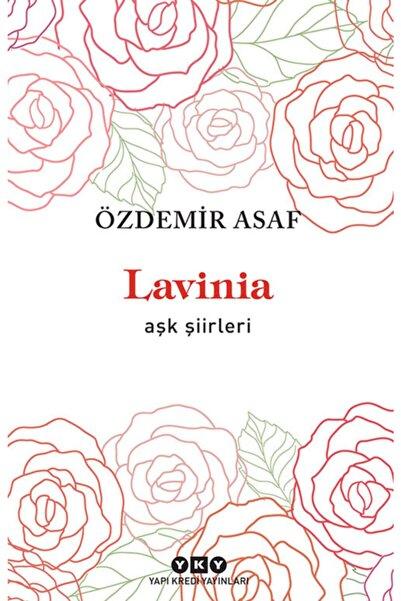 Lavinia Aşk Şiirleri - Özdemir Asaf
