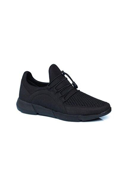 Erkek Lastikli Günlük Hafif Ve Rahat Yürüyüş Spor Ayakkabı Sneaker 2015gc