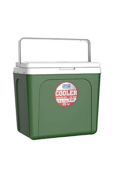 Castle Cooler 25 Litre Oto Piknik Termos