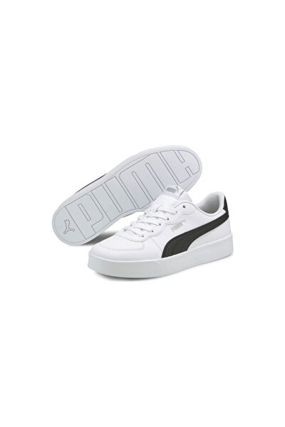 Skye Clean Günlük Spor Ayakkabı Beyaz Kadın - 38014704