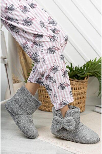 Rp-papyon Kadın Panduf Ev Ayakkabısı Ev Botu