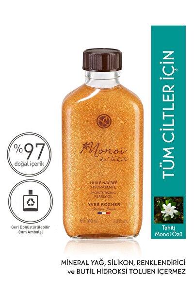 Monoi Işıltı Veren Saç Ve Vücut Yağı - 100 ml