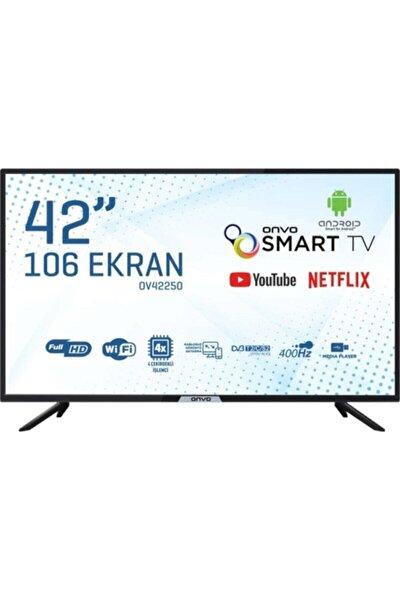 """OV42250 42"""" 106 Ekran Uydu Alıcılı Full HD Smart LED TV"""