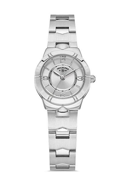 Kadın Gümüş Minimal Saat Apsv1-a5571-km151