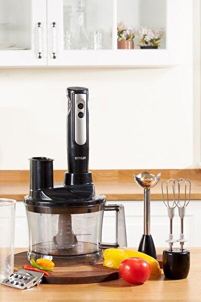 Powerpack Mutfak Robotu Siyah