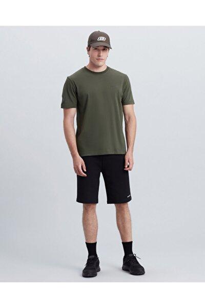 Erkek Haki Tshirt