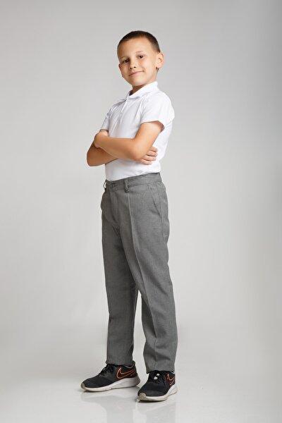 Bel Lastikli Kumaş Pantolon