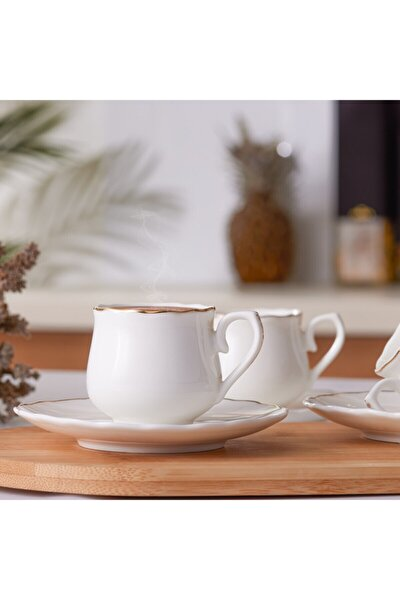 Beykoz 6 Kişilik Kahve Fincanı Takımı