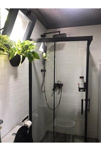 Nw63 Düz Beyaz Tuğla Arkası Yapışkanlı Esnek Silinebilir Banyo Duvar Paneli Duvar Kağıdı