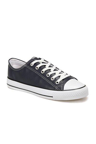 EC-2001 Lacivert Erkek Kalın Tabanlı Sneaker 100669573